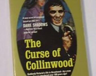The Curse of Collinwood Dark Shadows Barnabas Collins Book