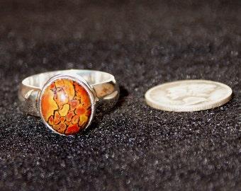 dinosaur bone ring