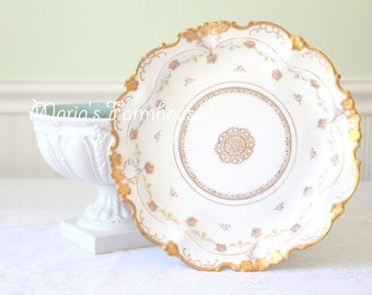 Vintage Beautiful Plate by Empress China, Tea Party, Replacement China, Wedding Table