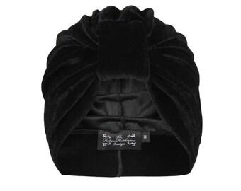 Ava Turban in Black
