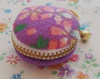The Japanese Fabric Macaron Case.Kirei