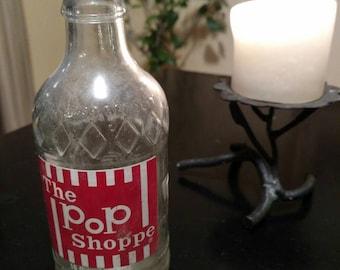Pop Shoppe Bottle