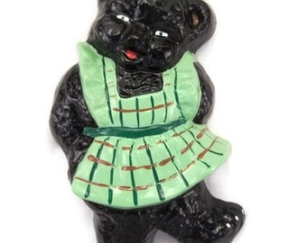 Mrs. Bear Wall Hanging