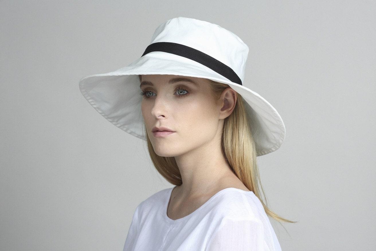 white cotton hat womens summer hats womens hat hat