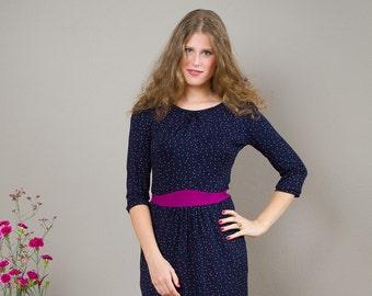 """Dress """"Nele"""", with coda pockets"""