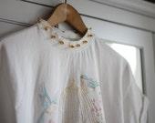 Studded T-shirt SPIKES DIY Handmade