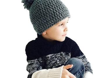 Pompom hat, you pick size