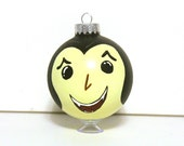 Vampire Dracula Ornament Halloween Hand Painted Classic Monster Made to Order