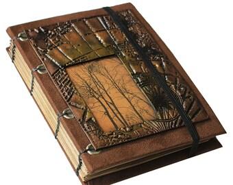 Tree of Life Journal/Sketchbook/ Memory Keeper