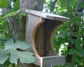 Rustic Nesting Shelter for non cavity nesters