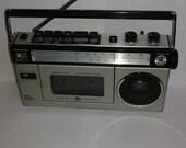 General Electric Portable Boom Box