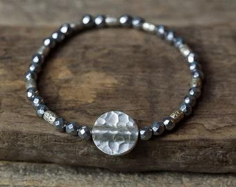 Boho Bracelets, Circle Jewlery, Stack Bracelets, Beaded Bracelets, Tribal Bracelets, Stackable Bracelets, Stretch Bracelets, Charm Bracelets