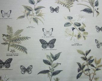 Botanical Print  Chair cushion 40 x 40 x 3cm