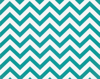 "Turquoise Outdoor Pillow -Summer Pillow-Chevron Turquoise Outdoor Pillow Cover-Patio Pillow16"",17"",18"",20"" 24"" 26"" Lumbar Pillow orEuro Sham"