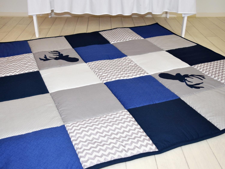 baby play mat baby mat baby activity mat deer baby. Black Bedroom Furniture Sets. Home Design Ideas