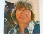 "John Denver - Windsong - ""Calypso"" - ""I'm Sorry"" - ""Fly Away"" - Country Pop - RCA Records 1975 - Vintage Vinyl LP Record Album"