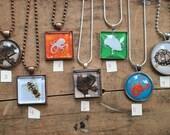 Pendant necklace destash, picture pendants sale, clearance jewelry