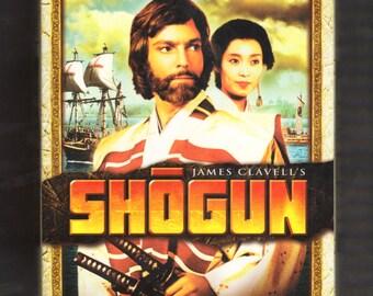 1980s James Clavell's Shogun DVD, Whatever, Antique Alchemy
