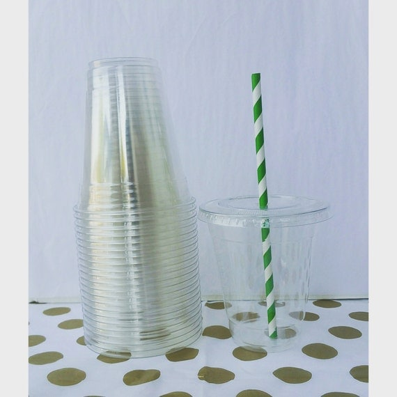 Clear Plastic Cups With Lids : Clear plastic cups and lids party by hellofaith