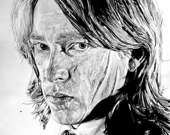 Bill Weasley from Harry Potter Drawing
