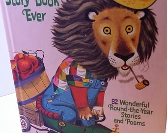 Richard Scarry's Best Story Book Ever With Bonus Books