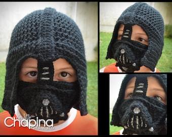 Darth Vader Mask Etsy