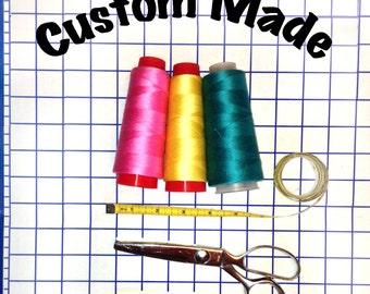 Custom made fee