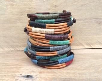 Mens Wholesale Bracelets, Groomsmen Gift, Bulk Jewelry, Resale Bracelets, Resell Bracelets, Leather Bracelets, Gift for Him, Lot of 6