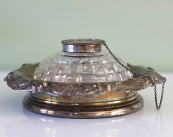 William Hutton & Sons Inkwell