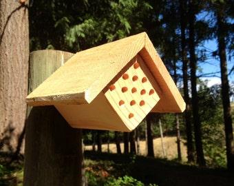 Mason Bee Nursery