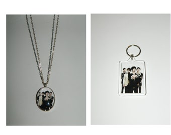 Panic at the Disco Necklace or Keychain