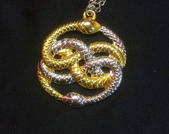 Never Ending Story Necklace