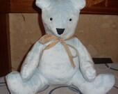 Blue Cuddlesoft Teddy Bear