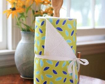 Kitchen Towels, Reusable Paper Towels, Unpaper Towels, Cloth Paper Towels, Paper Towel Roll, Fabric Paper Towels, Sustainable, Paper Towel