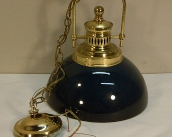 Vintage Swag Pendant Lamp