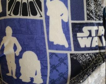 Star Wars rebellion inspired bra set(glows in the dark)