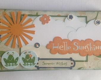 Hello Sunshine Summer Mini Album