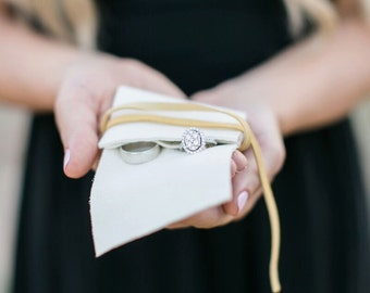 Wedding Rings Pouch