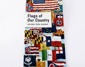Vintage Booklet Flags of Our Country 1962 Humble Oil
