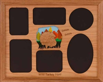 11x14 Turkey Picture Frame - Discontinued Item