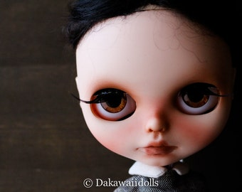 REVISED - One Customized OOAK Blythe Doll / KIM