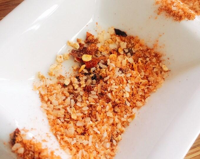 Infused Sea Salt Variety 6 Pack, spice and seasonings, choose 6, 1 oz salts!