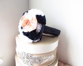 Sample Bridal Fabric Bouquet  / Child size