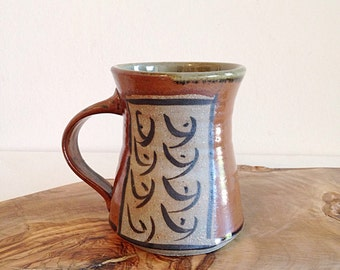 Tribal Studio Artisan Pottery Mug