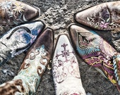 Cowgirl Boots Farm Country Western Americana Art Equestrian Cowboy Art Photograph Print
