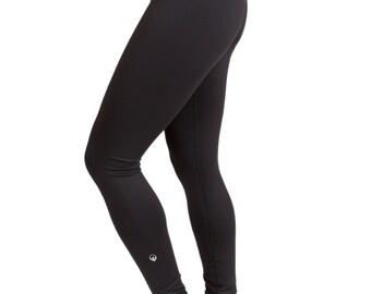 Black Yoga Legging