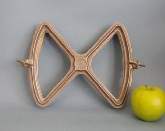 Racquet press BAG aluminum figure eight tennis racquet press Sporting collectible