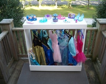 Kids Dress Up Station,Dress Up Storage,Dress Up Closet,Dress Up Center,Costume Storage,Princess Dressup,Super Hero Dressup,Kids Closet