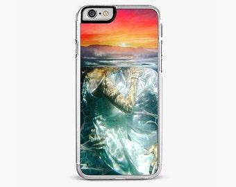 Sunset Kiss iPhone 7 Case, iPhone 7 Plus Case, Love iPhone cover, iPhone 6s case, iPhone 6 plus cover