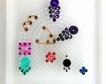 Wig Jig Centaur Lite Acrylic Jewelry Wire Wrap Tool Wigjig